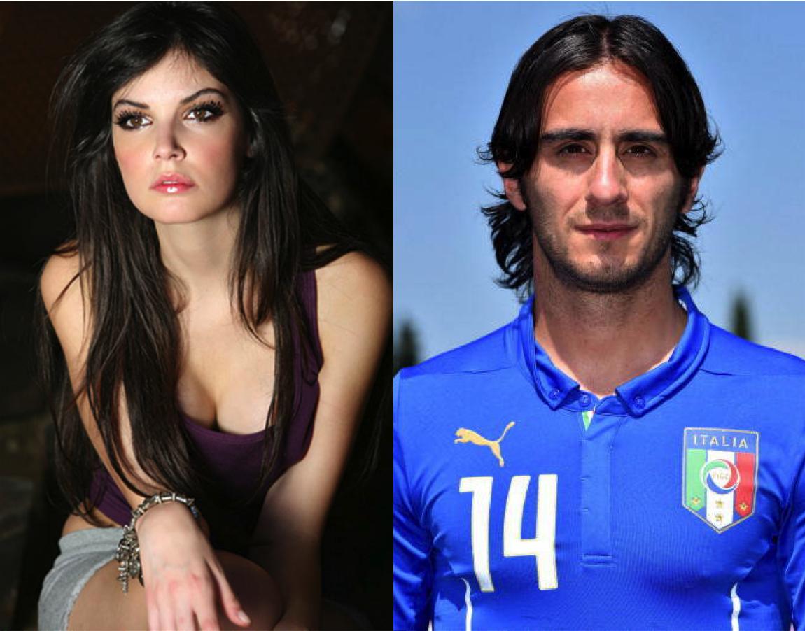 Actrices Pornos Italianas imágenes: futbolistas casados con actrices de cine - enfilme