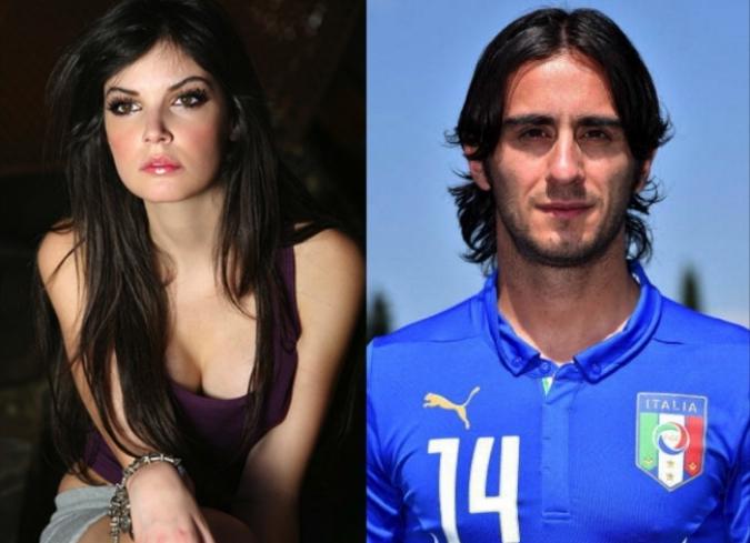 im genes futbolistas casados con actrices de cine