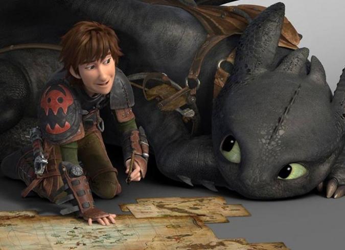 Reseña Crítica Cómo Entrenar A Tu Dragón 2 Enfilme Com