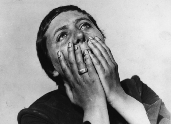 Resultado de imagen para maria falconetti - la pasión de juana de arco