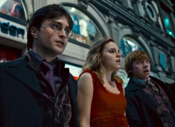 Reseña Crítica Harry Potter Y Las Reliquias De La Muerte Parte 1 Enfilme Com