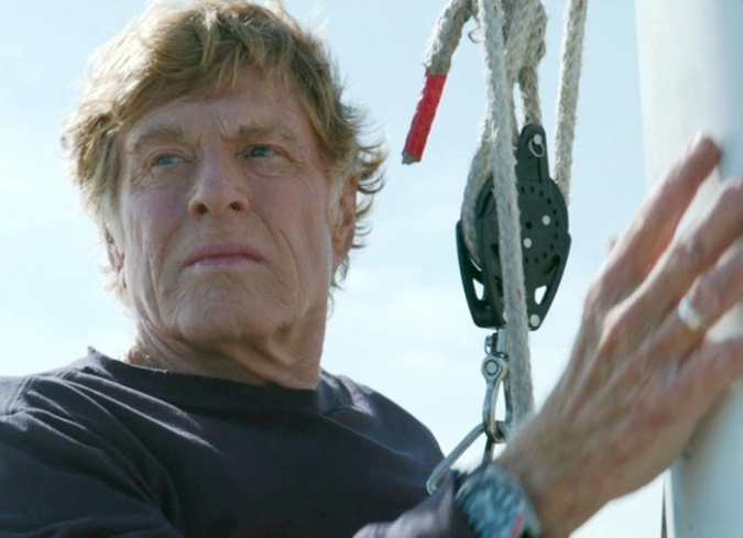 No quisieron gastar dinero porque pensaban que no había oportunidades, dice Robert Redford sobre All is Lost y su distribuidora. - ENFILME.COM