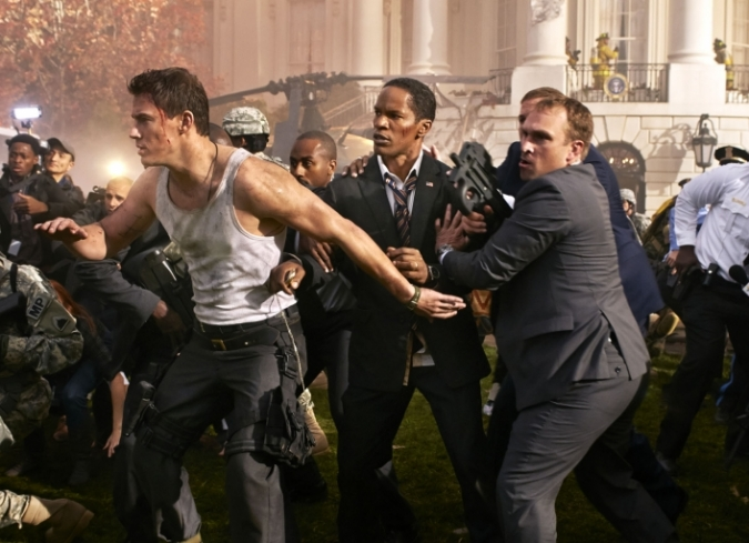 White House Down - ENFILME.COM