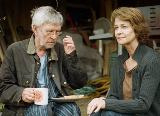 45 años (45 years) de Andrew Haigh, con Charlotte Rampling, Tom Courtenay, Dolly Wells. - ENFILME.COM