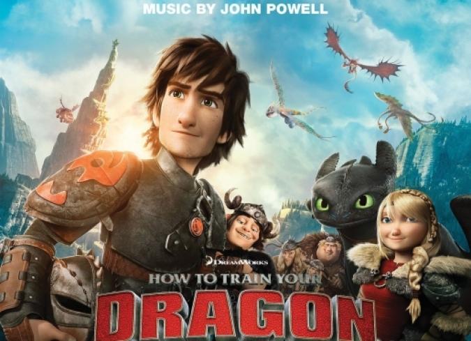 Soundtrack De Cómo Entrenar A Tu Dragón 2 Enfilme Com