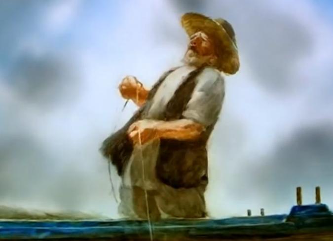 A Escala The Old Man And The Sea Enfilme Com