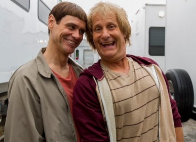 Después de 20 años del éxito de Dumb and Dumber, regresan Jeff Daniels y Jim Carrey con Dumb and Dumber To. - ENFILME.COM