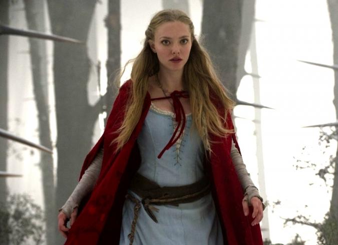 Red Riding Hood by David Leslie Johnson and Sarah Blakley-Cartwright (2011, PB)