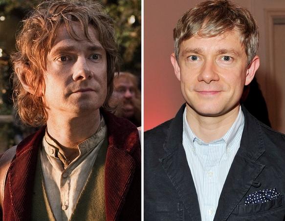 Los Actores De El Hobbit Sin Maquillaje Enfilme Com