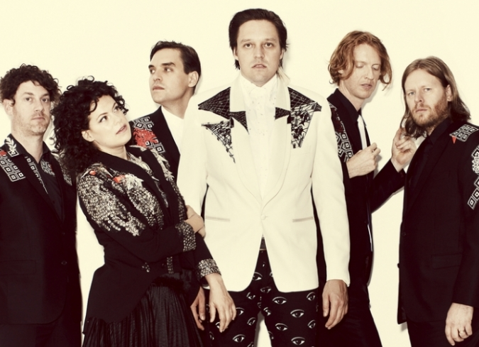 Arcade Fire anuncia el lanzamiento de su largometraje documental, 'The Reflektor Tapes'. - ENFILME.COM