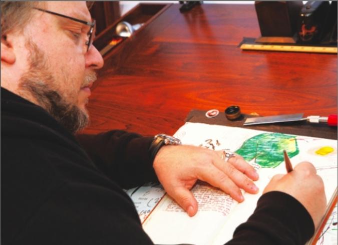 Guillermo del Toro: 5 consejos para hacer cine