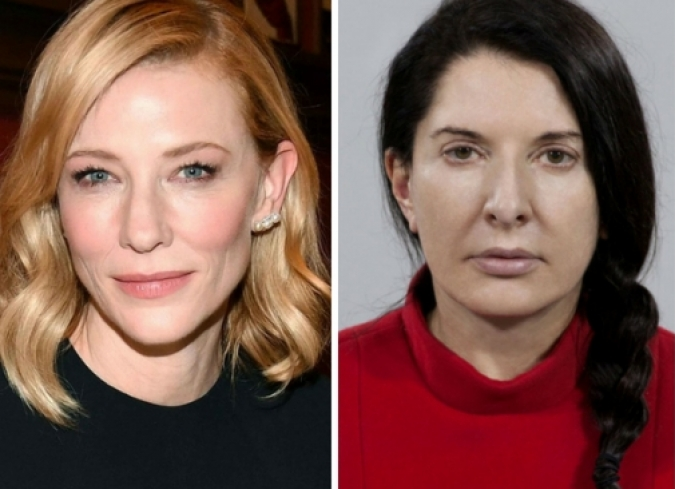 Cate Blanchett Satirizará Marina Abramovic The Artist Is