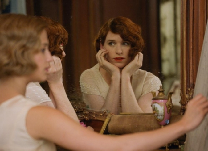 La chica danesa (The Danish Girl), de Tom Hooper, con Eddie Redmayne, Alicia Vikander y Amber Heard.  - ENFILME.COM