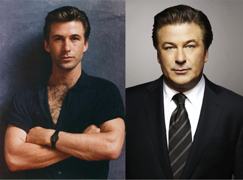 El antes y el ahora de 15 galanes de Hollywood