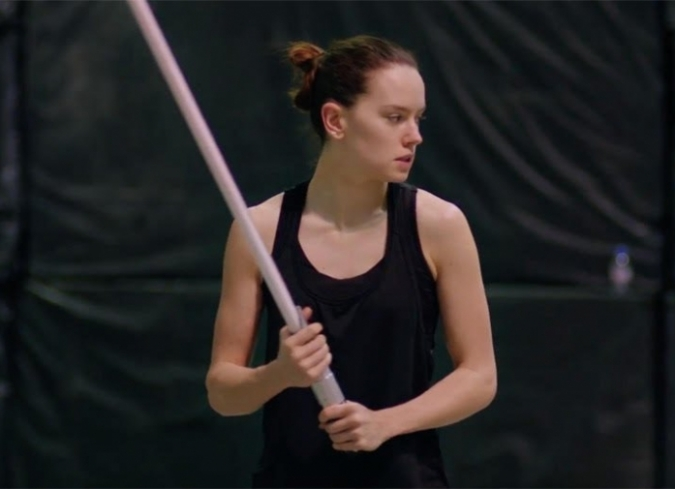 Se ha lanzado un nuevo video del entrenamiento de los actores de 'Star Wars: The Last Jedi'. - ENFILME.COM