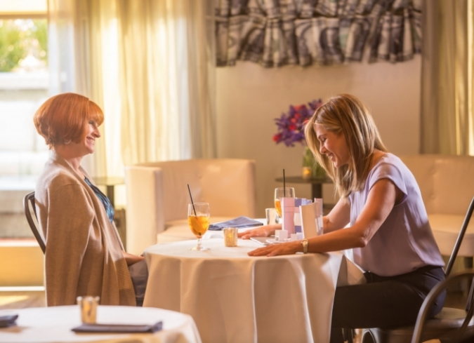 Día de las madres (Mother's Day), de Gary Marshall, con Jennifer Aniston, Kate Hudson, Julia Roberts, Jason Sudeikis.  - ENFILME.COM