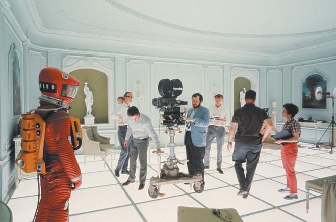 Fotos de directores en el set de filmacion