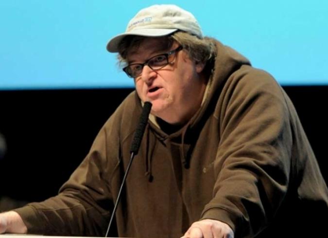 Michael Moore dijo desde el inicio que Trump ganaría. - ENFILME.COM