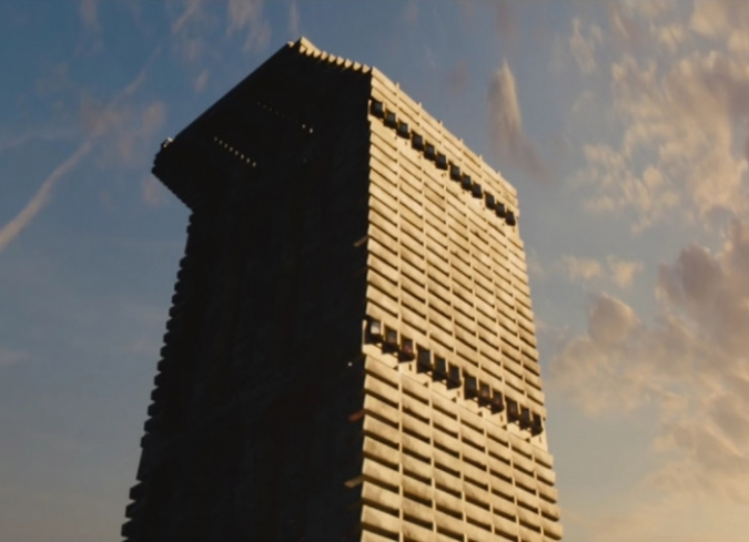 Resultado de imagen para rascacielos j g ballard