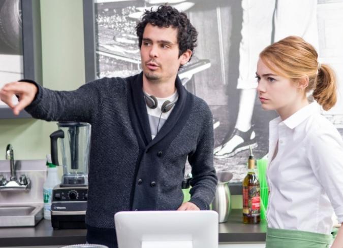 La próxima película de Damien Chazelle, 'Babylon', podría reunirlo con Emma  Stone - ENFILME.COM
