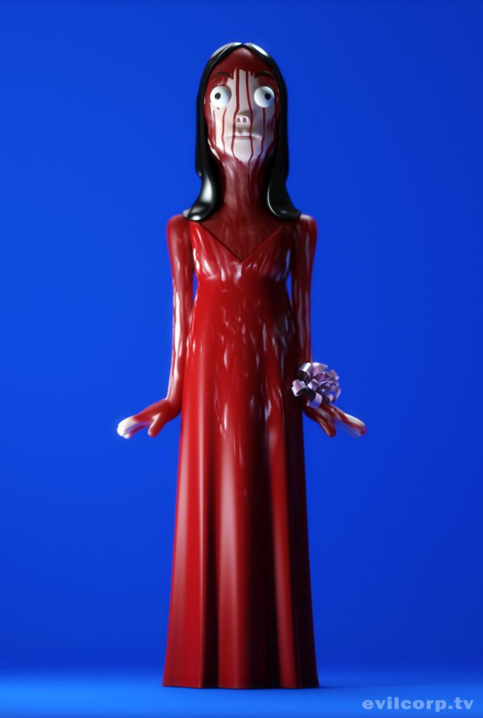Im 225 Genes The Shining Carrie Y Freddy Representados
