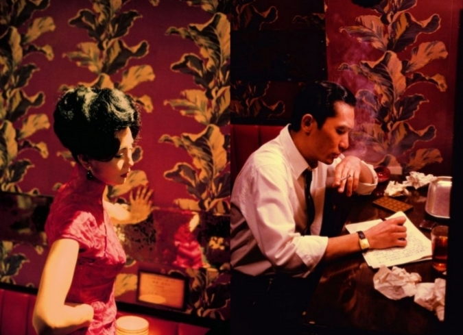 'A Note on the Making of In the Mood for Love? es un breve documental que muestra el proceso creativo y los ideales estéticos de Wong Kar-wai. - ENFILME.COM