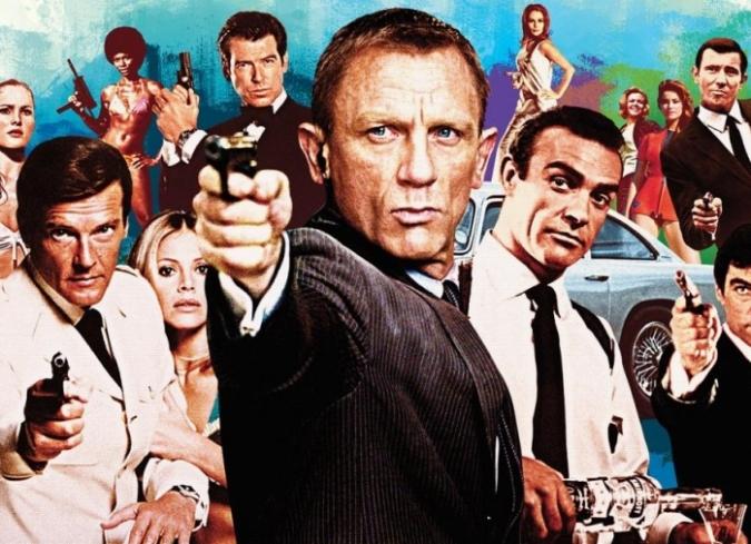 23 celebridades opinan sobre quién debería ser el próximo James Bond
