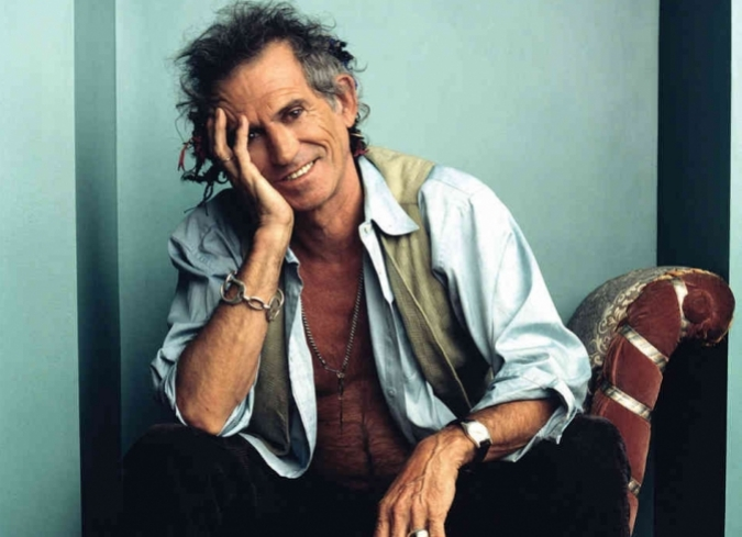'Keith Richards: Under The Influence´, una mirada nunca antes vista de sus influencias y sonidos. - ENFILME.COM