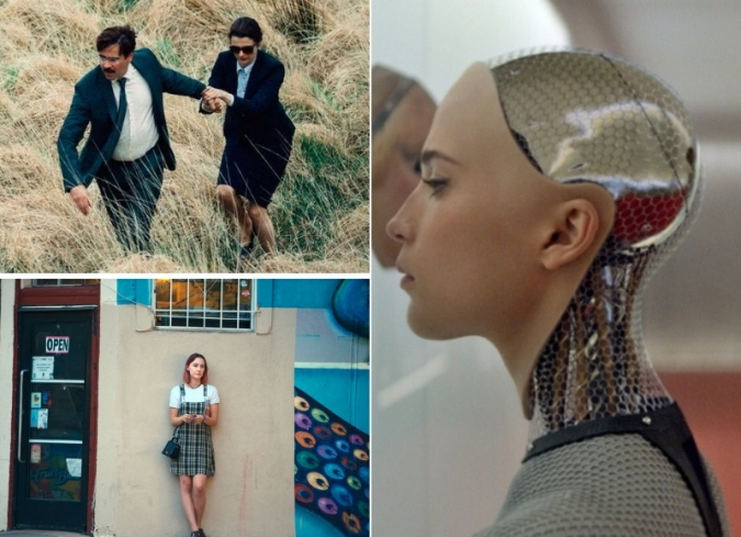 Filmes como ?Lady Bird?, ?The Lobster? y ?Ex Machina? forman parte del catálogo gratuito. - ENFILME.COM
