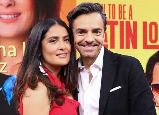How To Be A Latin Lover Protagonizada Por Eugenio Derbez Y Salma