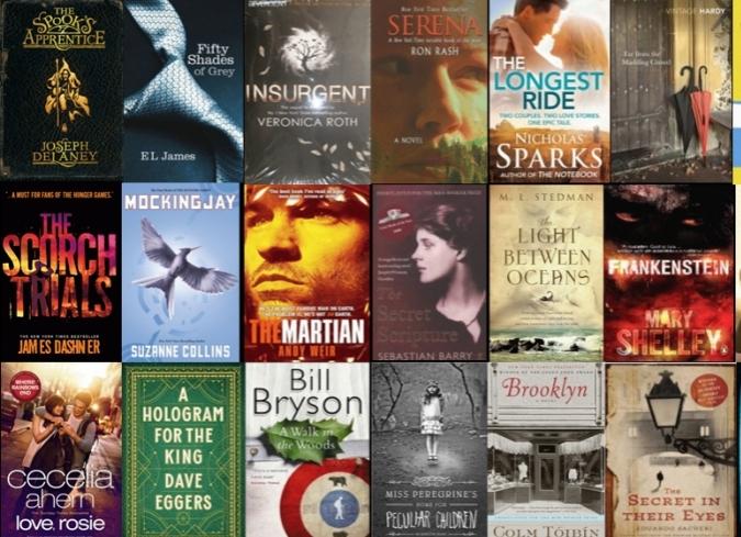11 actores que han adaptado sus libros favoritos al cine