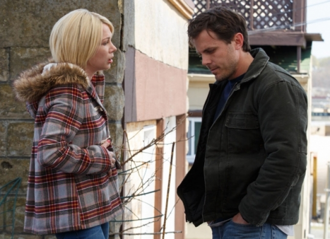 Michelle Williams, Casey Affleck y Kyle Chandler protagonizan 'Manchester By The Sea', el nuevo filme de Kenneth Lonergan (guionista de 'Gangs of New York' y director de 'Margaret'). - ENFILME.COM