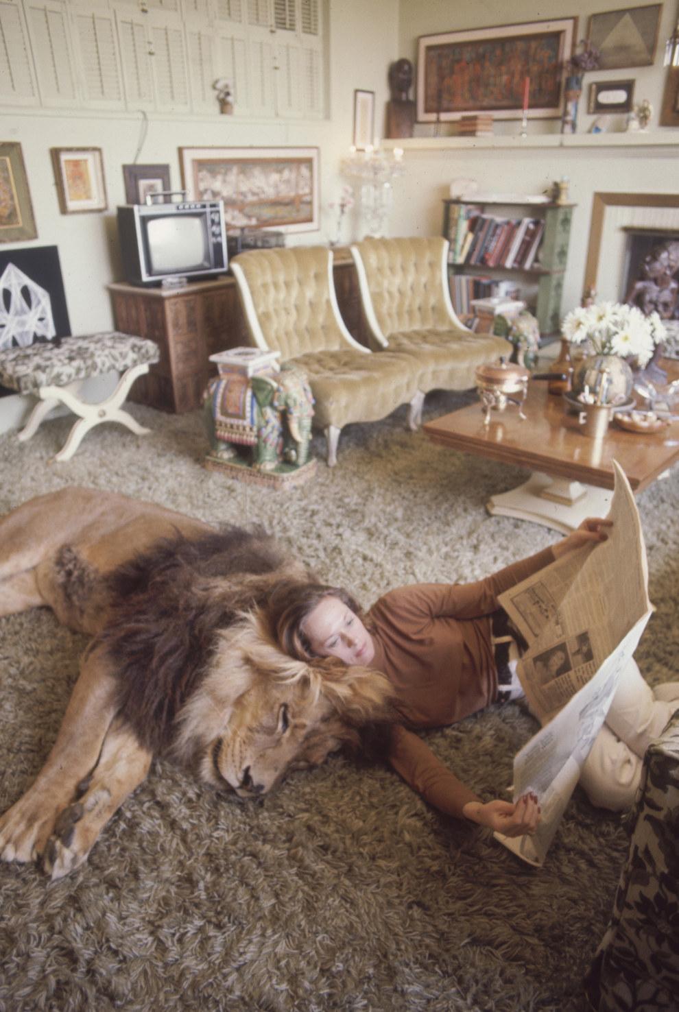 Imágenes: Melanie Griffith y su mascota de la adolescencia: Neil, el ...
