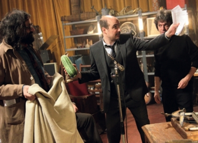 Entrevista: Sobre The Duke of Burgundy, Peter Strickland nos dijo:
