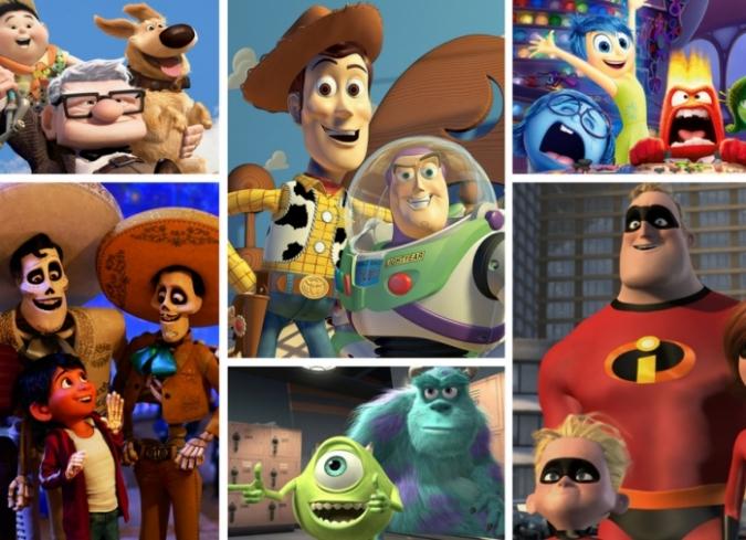 Video. La Evoluciu00f3n De Pixar; De U2018Toy Storyu2019 A U2018Cocou2019 - ENFILME.COM