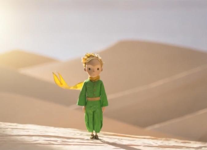Trailer: 'El principito', primer avance de la película