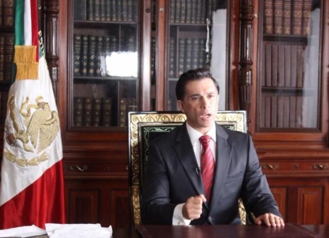 Prohíben A Sergio Mayer La Entrada A Un Evento Oficial En Los Pinos