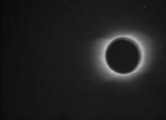 Gracias a una asociación entre el British Film Institute y la Royal Astronomical Society, la película de Nevil Maskelyne ha sido restaurada y digitalizada en resolución 4K. - ENFILME.COM
