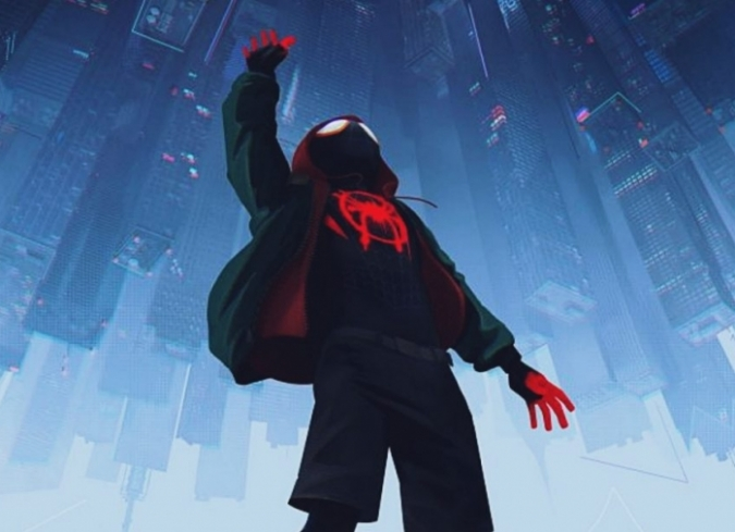 Video. Detrás de cámaras de ?Spider-Man: Into the Spider-Verse?. - ENFILME.COM