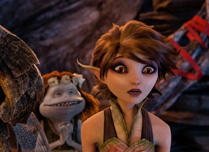 Lucasfilm Animation ha dado a conocer el primer avance de 'Strange Magic'. - ENFILME.COM