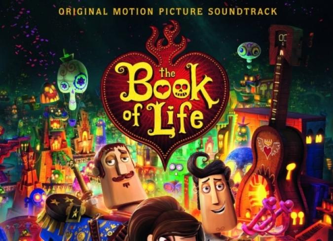 Soundtrack El libro de la vida - ENFILME.COM