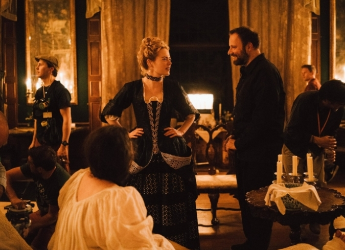 Video. Yorgos Lanthimos analiza una escena de ?The Favourite? en ?Anatomy of a Scene?. - ENFILME.COM