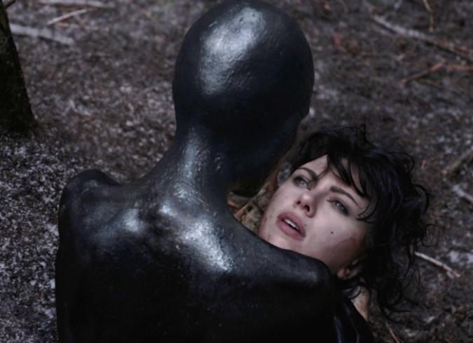 Video La Mirada Aliengena En Under The Skin De -2330